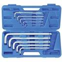 """Innen-6-kant-Winkelschlüssel-Set """"Maxi"""", 3x130-17x340 mm, 10-tlg."""