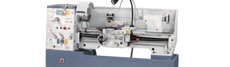 Smart 410 Drehmaschine Bernardo